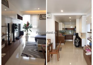 Selling 2-bedroom apartment with corner in Pearl Plaza full furnished