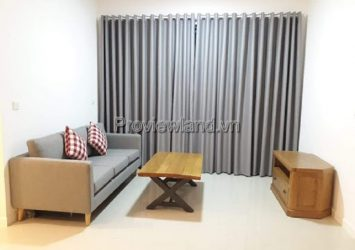 Apartment for rent in Estella Heights with 2 bedrooms full furnished in T1 low floor tower