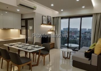 Estella Heights apartment for rent 2 bedrooms  in T2 tower full furnished low floor
