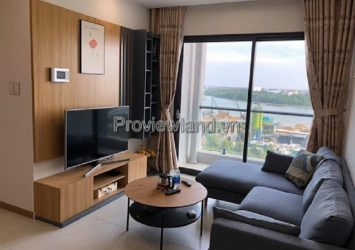 Apartment for rent in District 2 at New City Thu Thiem modern design with 3 bedrooms fully furnished