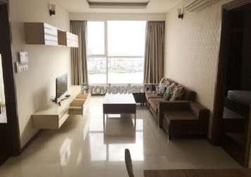 Thao Dien Pearl needs to rent fully furnished 3-bedroom apartment on high floor