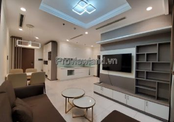 Apartment for rent 2 bedrooms fully furnished in Vinhomes Central Park L5 tower