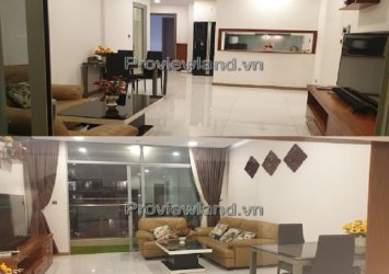Vinhomes Central Park 3 bedrooms fully furnished apartment for rent in P5 Tower