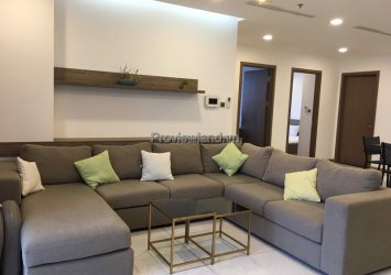 Apartment with 4 bedrooms for rent in Vinhomes Central Park