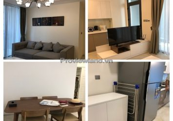 Vinhomes Golden River apartment for rent with 1 bedroom low floor fully furnished at Lux6