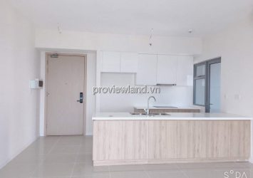 Palm Heights apartment high floor T3 tower basic furniture 3 bedrooms for rent