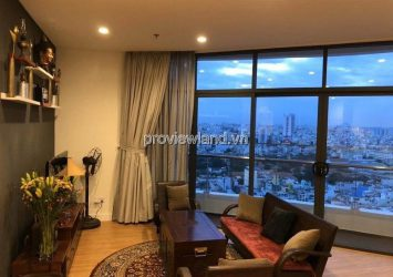 City Garden apartment with 2 bedrooms luxury furniture nice view for sale