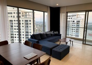 Diamond Island apartment for rent 3 bedrooms with corner view