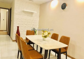 Vinhomes Central Park apartment for rent with fully furnished 2 bedrooms good price