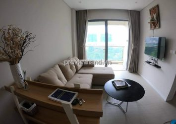Diamond Island apartment with 1 bedroom fully furnished cool internal view cheap for rent