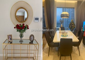 For rent apartment good price in Diamond Island 3 bedrooms fully furnished