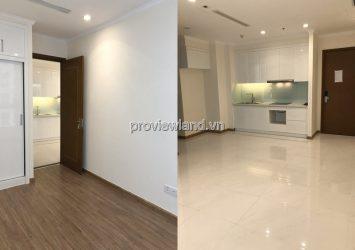 Vinhomes Central Park apartment for rent in Landmark 4 Tower 2 bedrooms basic furniture