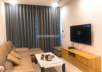 Vinhomes Golden River apartment 1 bedroom fully furnished on middle floor of Aqua 1 building for sale