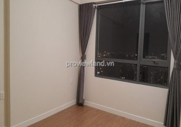 Masteri Thao Dien apartment for rent with 2 bedroom basic furniture with view to district 1