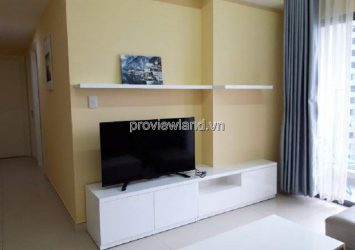 apartment for rent fully furnished 3-bedrooms in Masteri Thao Dien hight floor T5 tower
