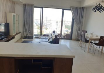 Selling apartment 3-bedroom full furnished airy view at Masteri Thao Dien T1 tower