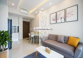 Masteri An Phu apartment for rent with 2 bedrooms luxury interior in A building