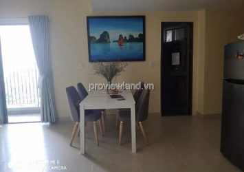 Masteri Thao Dien T3A tower high floor 2 bedrooms city view fully furnished