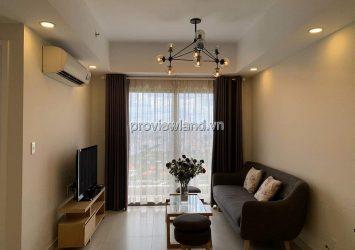 Renting Masteri Thao Dien apartments area of 70m2 2 bedrooms full furniture