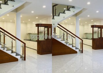 Thao Dien House for sale on Nguyen Duy Hieu street 6x12m 2 floors nice location