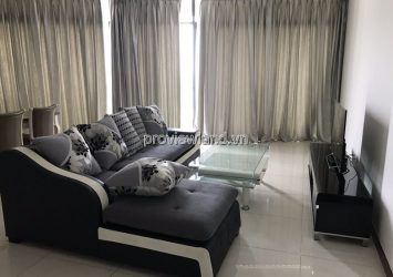 City Garden apartment for rent with 2 bedrooms has furniture good lighting