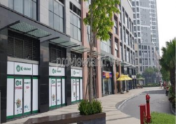 Shophouse Mai Chi Tho District 2 needs to rent at The Sun Avenue