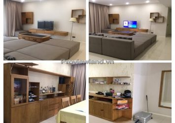 Need 3 bedrooms apartment for rent in The Estella An Phu full furnished