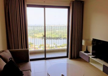 Masteri in Thao Dien District 2 for rent 2 bedrooms apartment with river view fully furnished