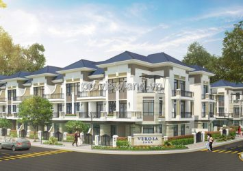 Selling 4-storey townhouse Verosa Park for payment of 10 installments according to schedule