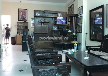 House for sale 2 fronts Le Quang Dinh, Binh Thanh, 3 floors, 138m2, full pink book