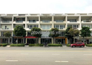 Shophouse Nguyen Co Thach District 2 area 7.1x24m 4 floors