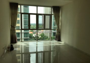 The Vista District 2 low floor T2 building for rent apartment 3 bedroom with pool view