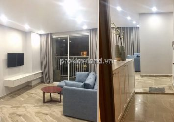 Selling apartment fully furnished 2-bedroom in Tropic Garden in A1 building