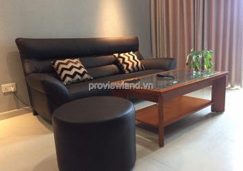 Rent apartment 1-bedroom with furniture in City Garden on low floor B2 tower