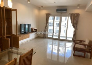 Apartment 3 bedroom with fully furnished for rent in River Garden project