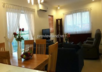 Need to rent 3-bedroom apartment fully furnished spacious at River Garden