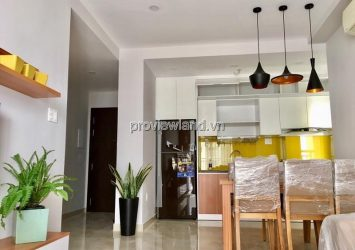 Apartment for rent Tropic Garden 2 bedrooms 1 working room very nice furniture