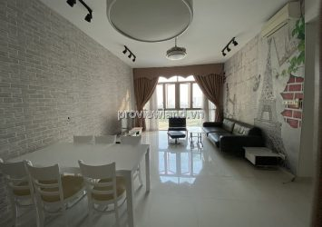 The Vista apartment for rent in district 2 T3 building Interior finish 3 bedrooms