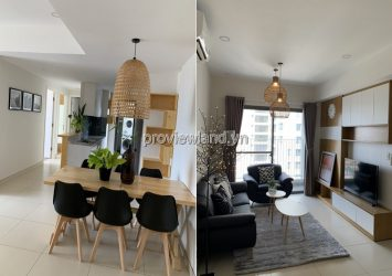 Masteri Thao Dien apartment with 3 bedrooms nice view panoramic city for rent