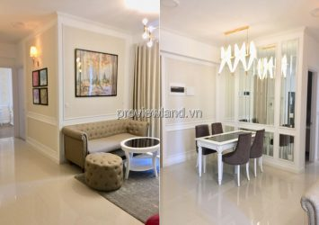 Estella Heights for rent apartment 2-bedroom middle floor fully furnished