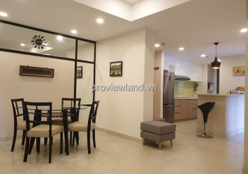 The Estella An Phu apartment for rent with 2 bedrooms is equipped with airy interiors