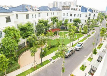 Townhouses for sale in Lakeview City Novaland D2 architecture 3 floors land area 5x20m