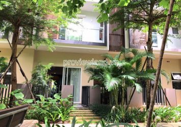 For sale 2 Townhous Palm Residence adjacent 3 floors with each house has area 6x17m
