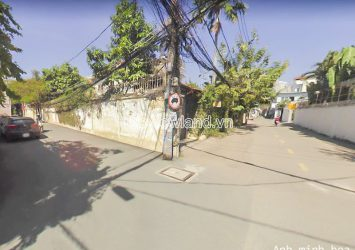 New land for sale in Thao Dien area District 2 street 46 with area 6x23m