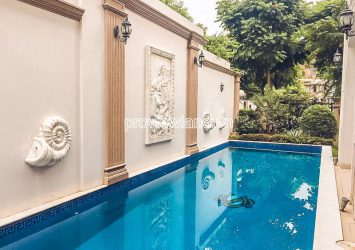 Eden Villa Thao Dien for sale garden swimming pool 3 bedrooms land area 334m2