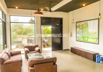 Villa Lucasta Khang Dien District 9 for rent architecture 3 floors with land area 312m2