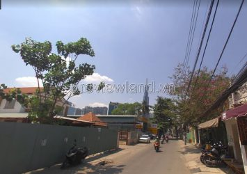 Selling land plot 2200sqm land front street no 12 area Tran Nao District 2