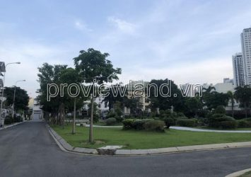 Selling villa area including 11 loits with an area of 3700sqm