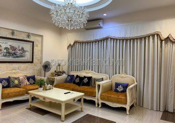 Villa luxury for sale in Thao Dien Nguyen Van Huong 10x20m 2 floors