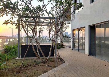 Luxury Pool Villa Diamond Island apartment for sale G floor